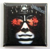 Judas Priest - 'Killing Machine' Square Badge